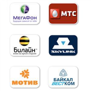 Операторы сотовой связи Куркино