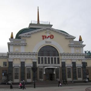 Железнодорожные вокзалы Куркино